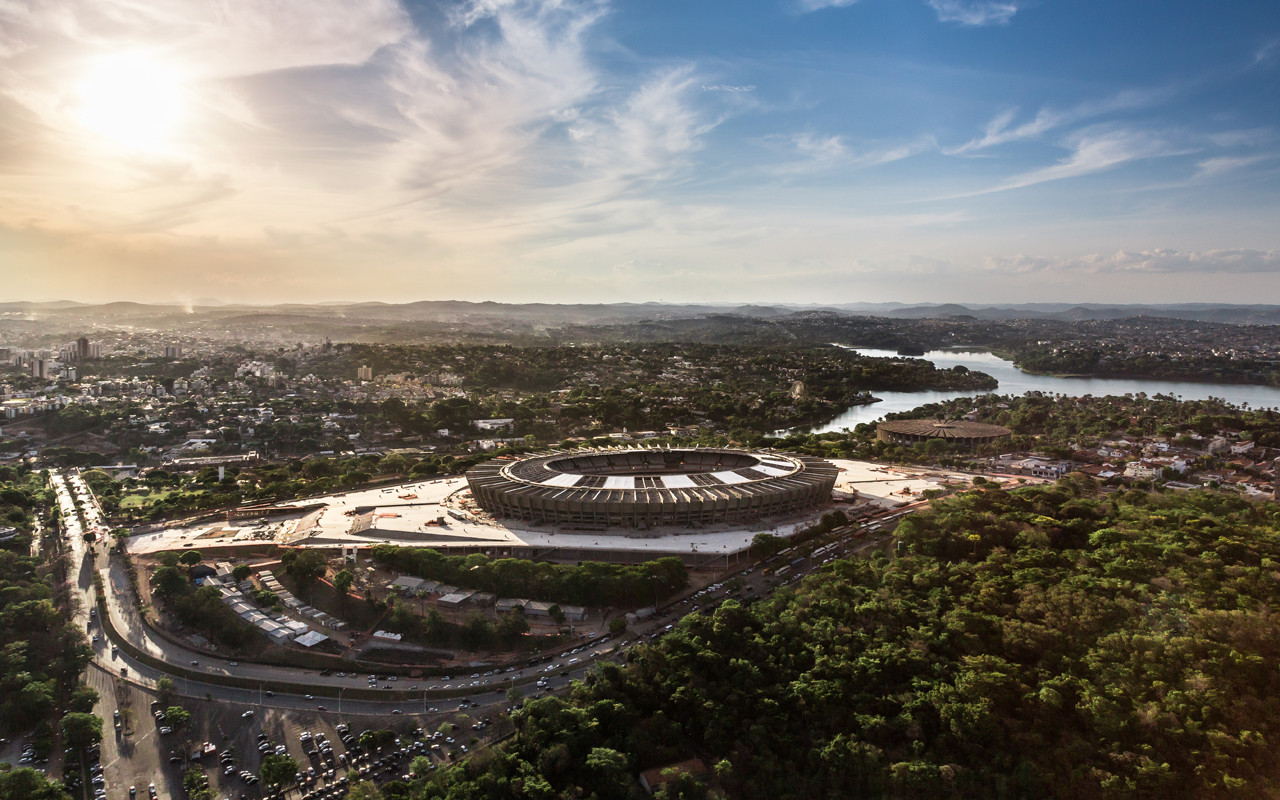 Copa América 2019: conheça os estádios certificados LEED