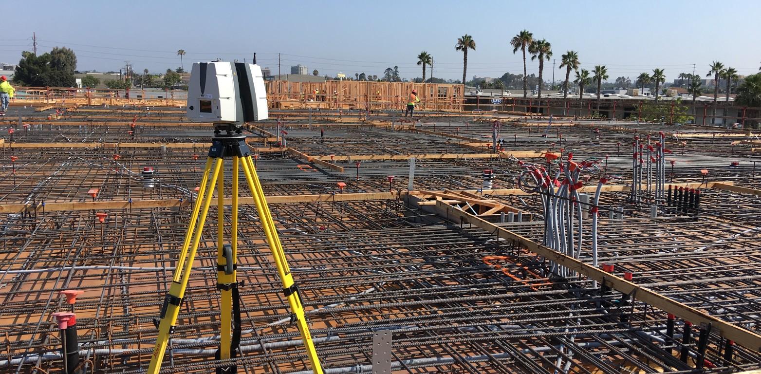 Laser scanning adiciona precisão à construção civil