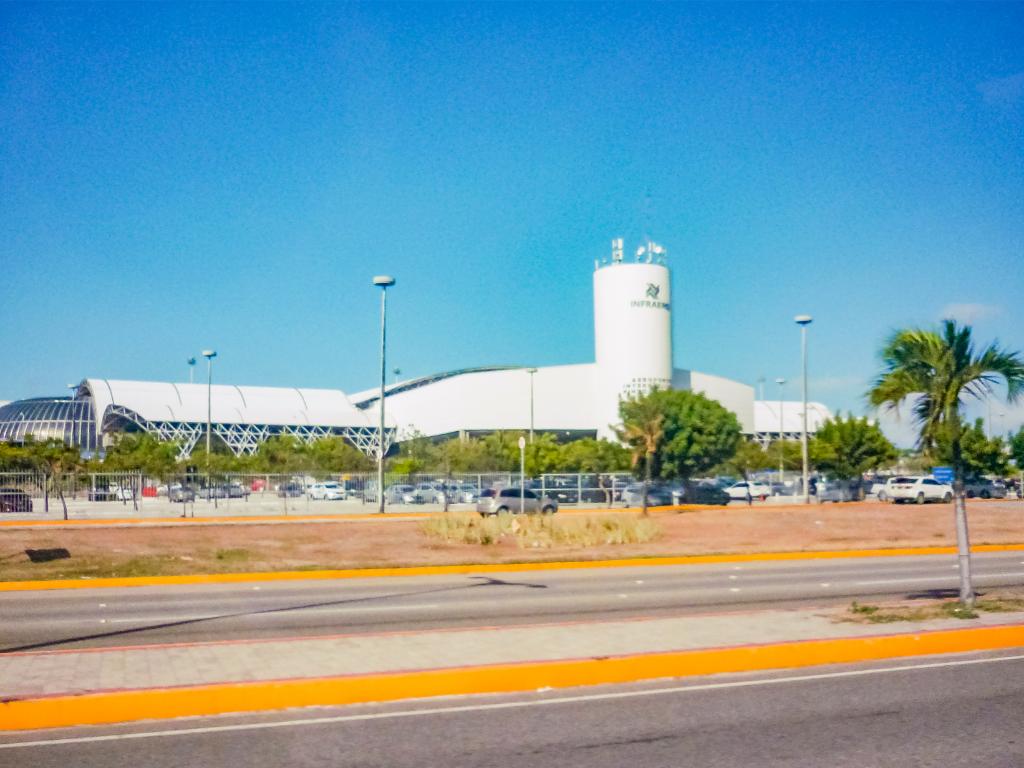 No Aeroporto de Fortaleza, BIM dá suporte ao projeto, às obras e à etapa de uso e operação