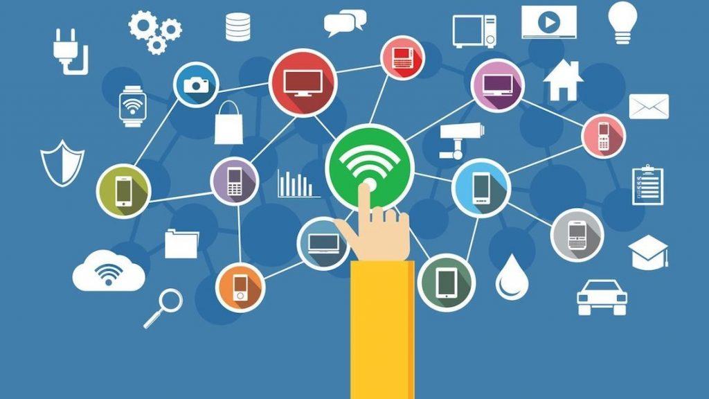 iot img 1024x576 - Internet da Coisas: o que é, quais são os benefícios e como se aplica no mercado da Construção?
