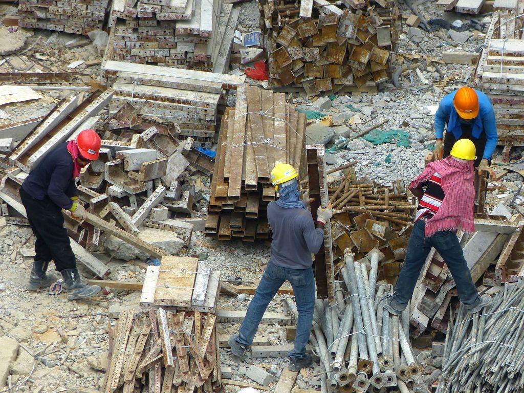 construction 287867 1920 1024x768 - Canteiro de obras: como a tecnologia pode otimizar a sua operação