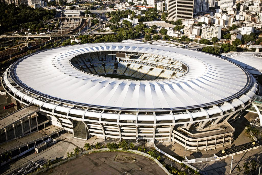 maraca4 1024x683 - Copa América 2019: conheça os estádios certificados LEED