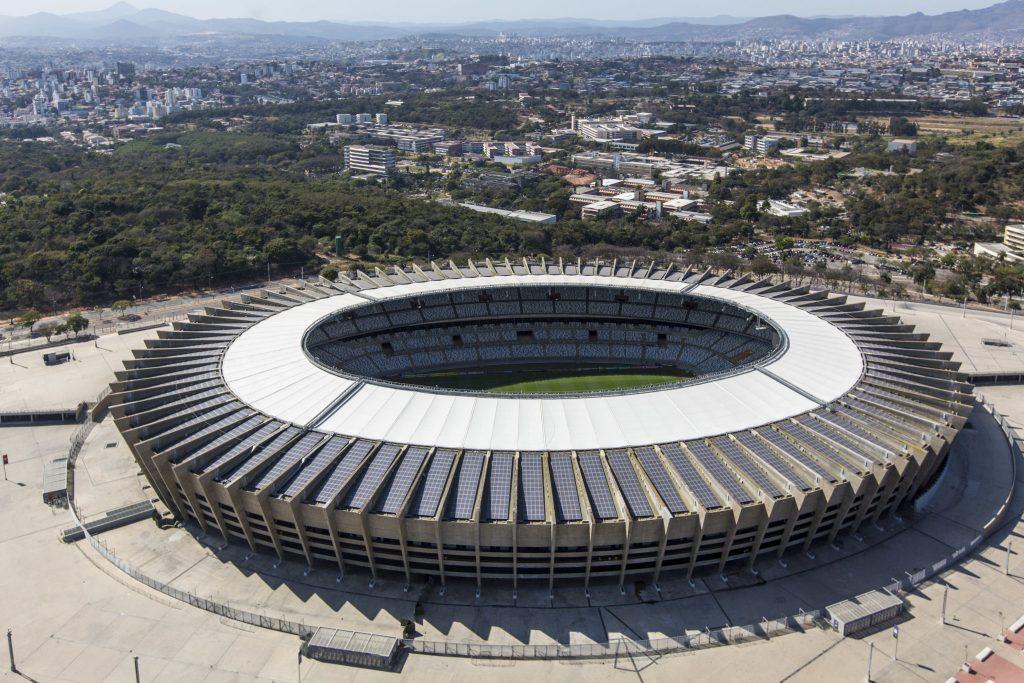 mineirão1 1024x683 - Copa América 2019: conheça os estádios certificados LEED