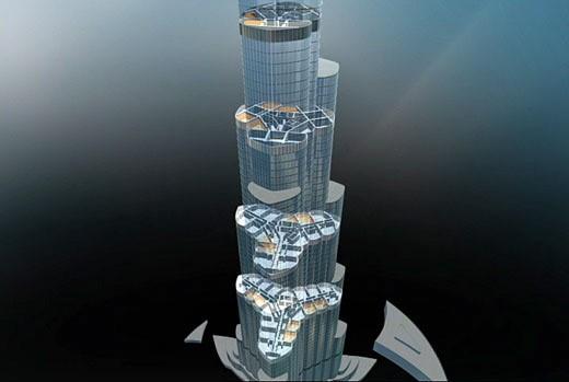 vento2 burj - Burj Khalifa: conheça os desafios construtivos do maior edifício do mundo