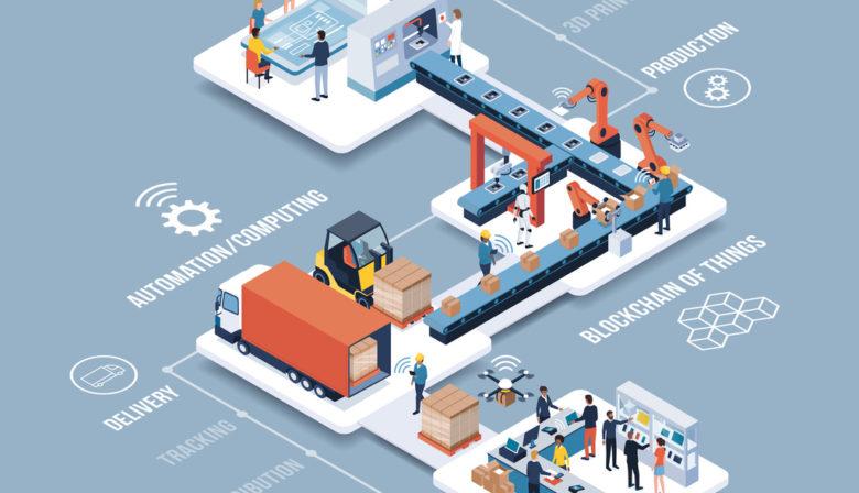 292794 como a industria 40 impacta diferentes segmentos entenda aqui 780x448 - Indústria 4.0: tudo o que você precisa saber
