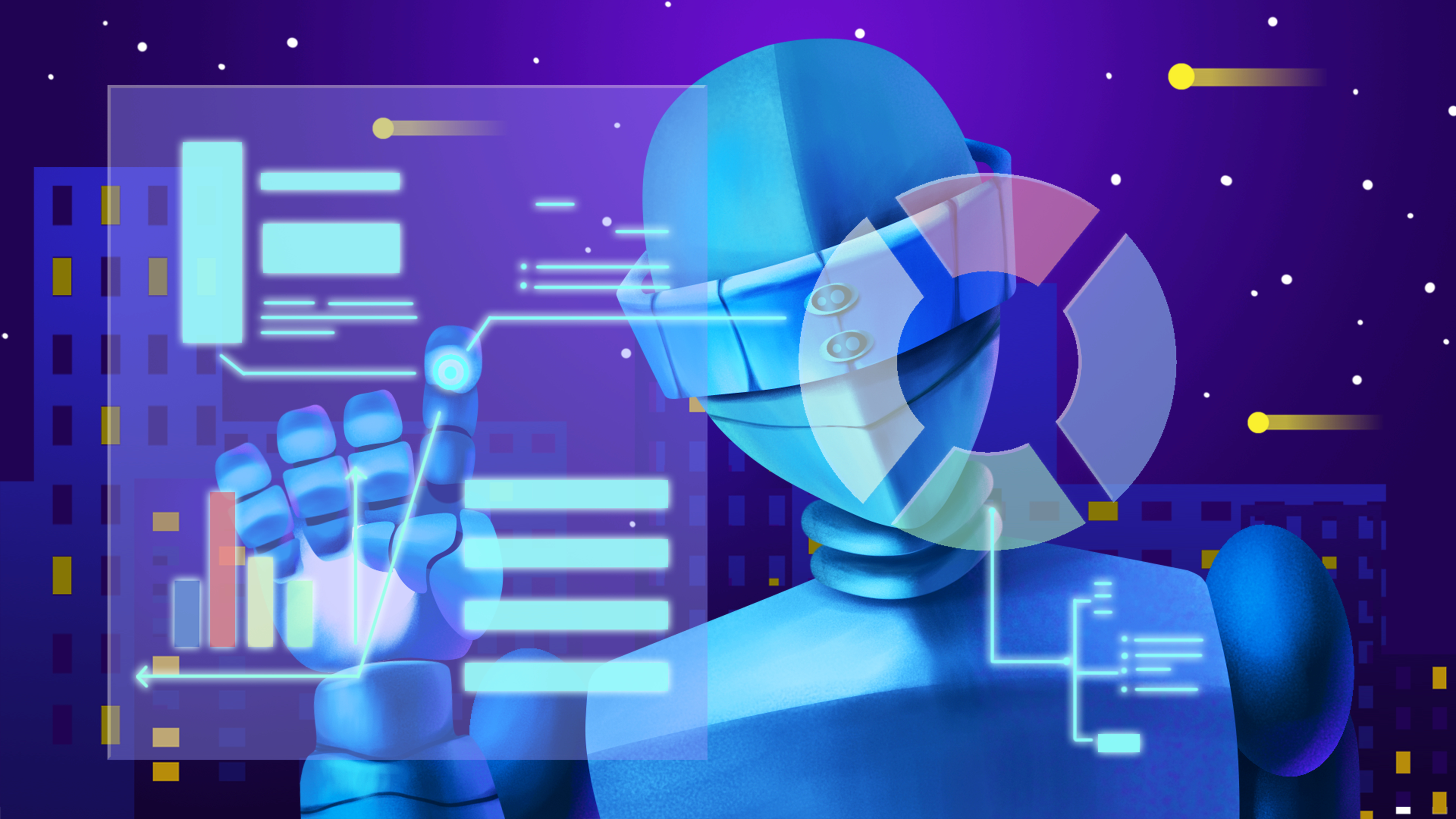Inteligência Artificial: saiba como aplicar essa promissora tendência na Construção (com cases de sucesso)